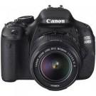 Aparat foto DSLR Canon EOS 600D + Obiectiv EF-S 18-55mm IS II