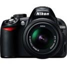 Aparat foto DSLR Nikon D3100 + obiectiv 18-55 VR