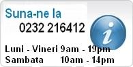 Serviciul nostru clienţi este disponibil 24/7. Sunaţi-ne la (800) DEMO-NUMBER.
